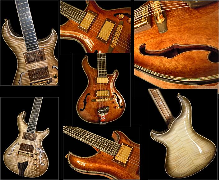 Custom Arch Top Guitars  Handmade Arch Top Guitars  Quality Archtop Guitars